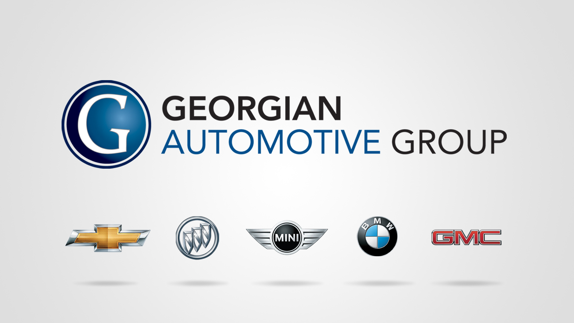Georgian Automotive with 5 brands Underneath